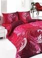 Baysal Tek Kişilik Uyku Seti Kırmızı